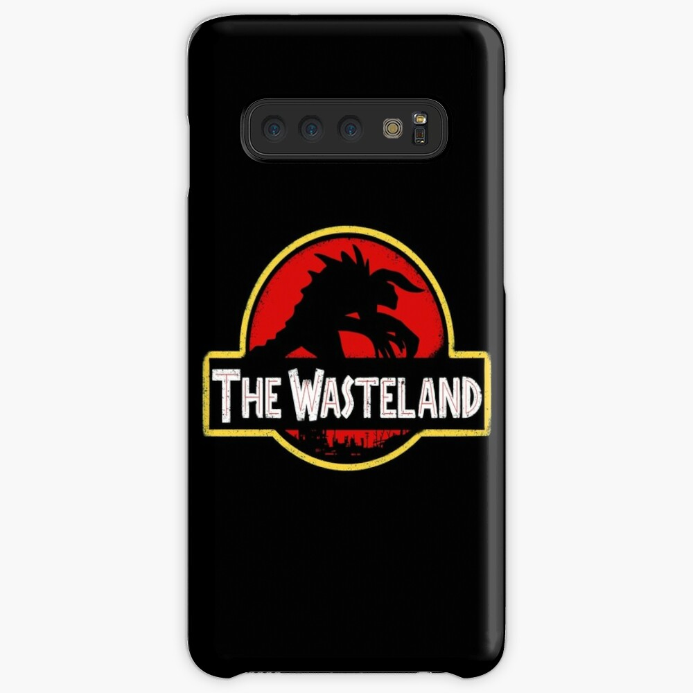 Welcome to the Wasteland  Case & Skin for Samsung Galaxy