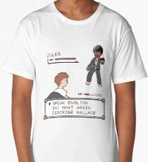 Jules Winnfield - Pulp Fiction Quotes Long T-Shirt