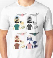 Brain Sandwhich Unisex T-Shirt