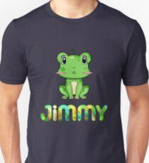 Jimmy Frog Unisex T-Shirt