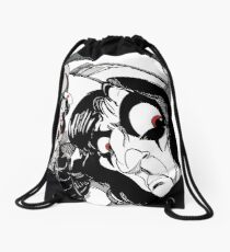 Wonderful nightmares Drawstring Bag