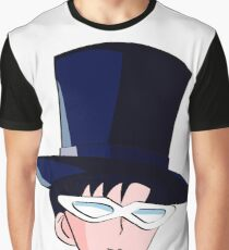 Tuxedo Mask Graphic T-Shirt