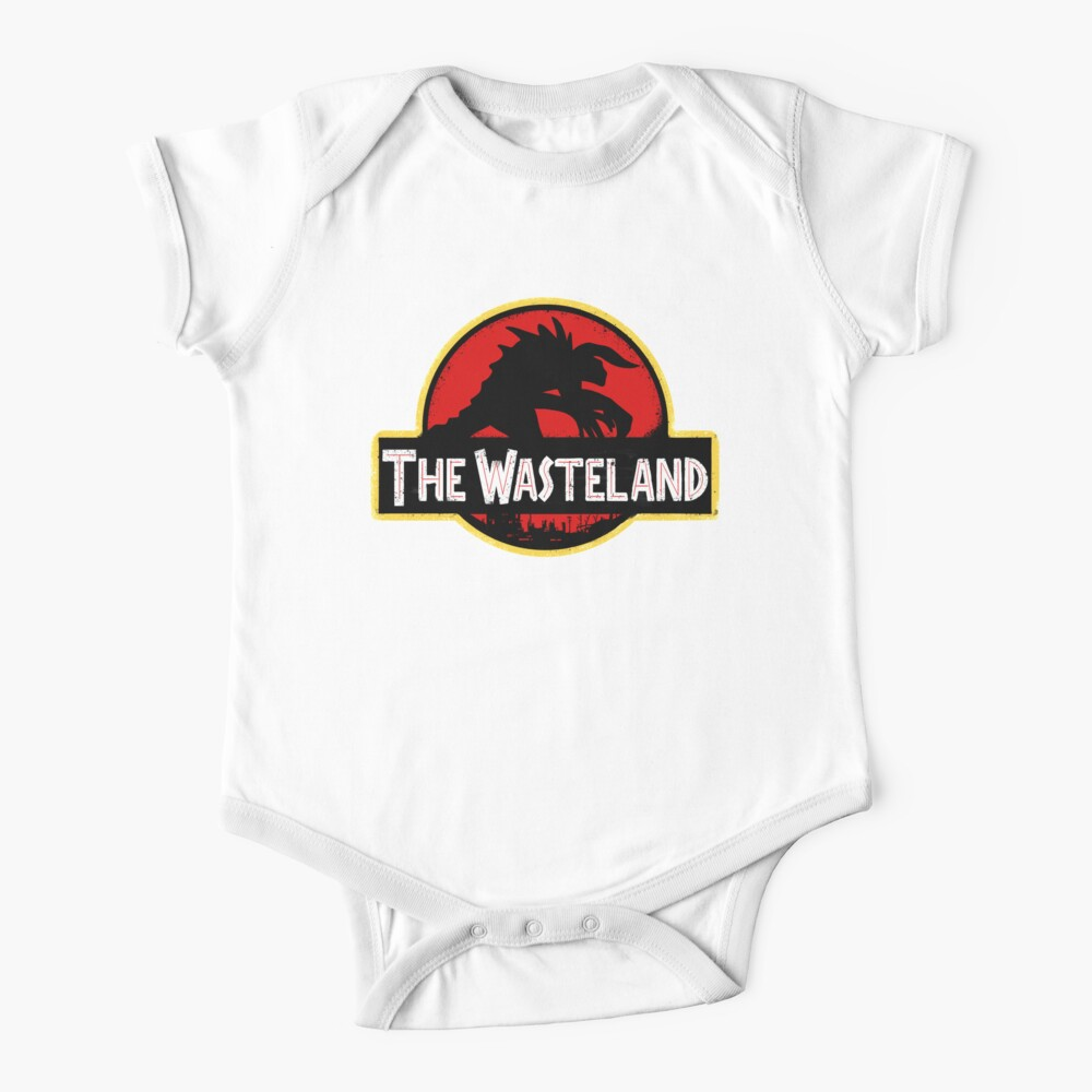 Welcome to the Wasteland  Baby One-Piece