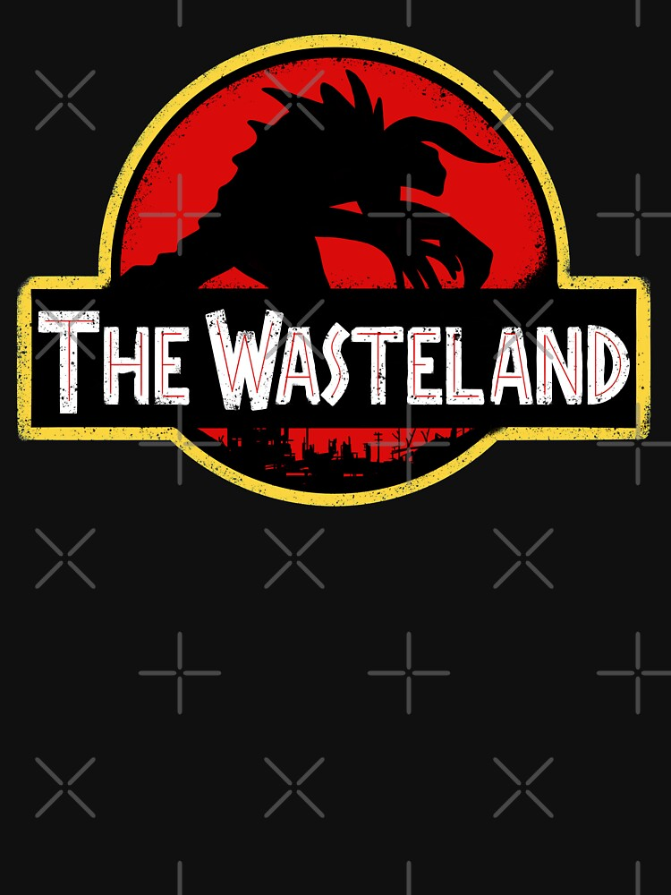 Welcome to the Wasteland  by Deanomite85
