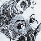 Marilyn by DreddArt