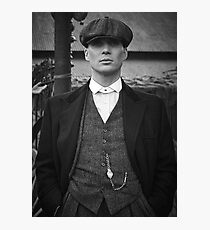 Tommy Shelby  Photographic Print