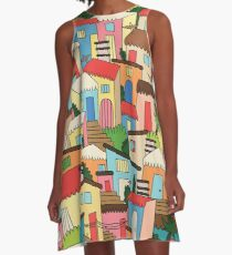 Comunidade by Elebea A-Line Dress
