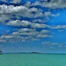 Beanrock Lighthouse, Auckland, New Zealand by Guylty