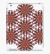 trippy geometric star design iPad Case/Skin