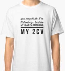 My 2cv Classic T-Shirt