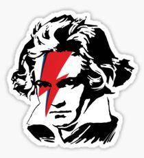 Beethoven x ziggy Sticker