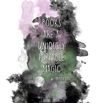 Books are Magic by designRoBoT