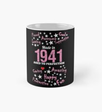 Made In 1941 - Aged To Perfection Mug