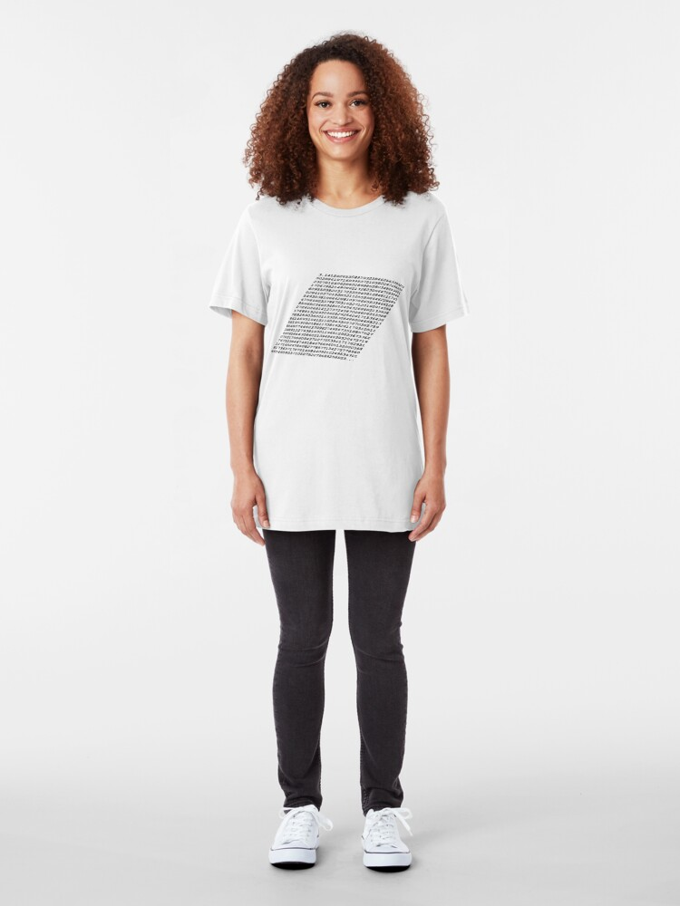 Alternate view of PI Slim Fit T-Shirt