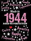 Made In 1944 - Aged To Perfection by wantneedlove