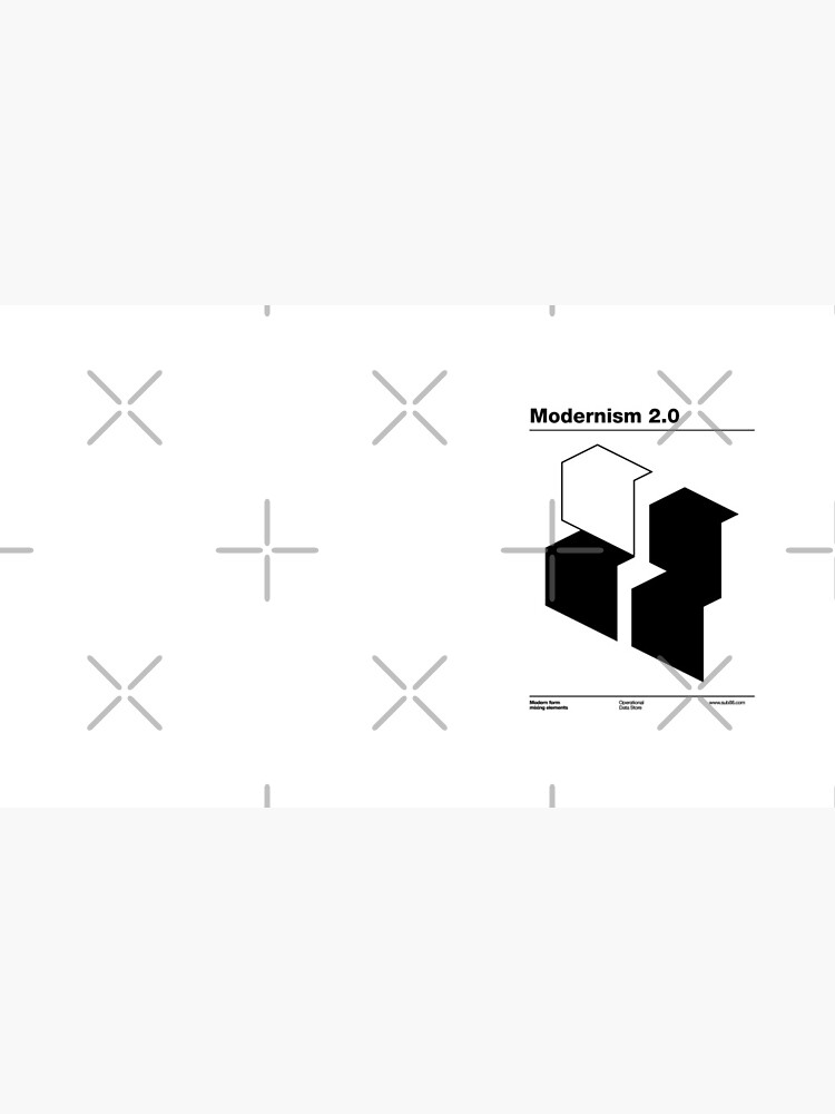 Modernism 2.0 (b) by sub88