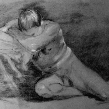 Sleeping Man by zaxart