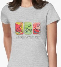 La Croix Before Boys Women's Fitted T-Shirt