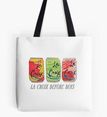 La Croix vor Jungen Tote Bag