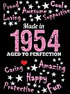 Made In 1954 - Aged To Perfection by wantneedlove