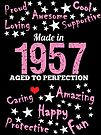 Made In 1957 - Aged To Perfection by wantneedlove