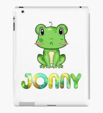 Jonny Frog iPad Case/Skin