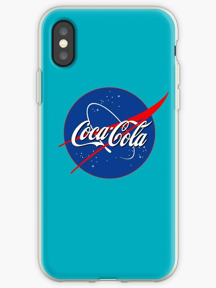 Nasa Coca Cola by millenniumstore