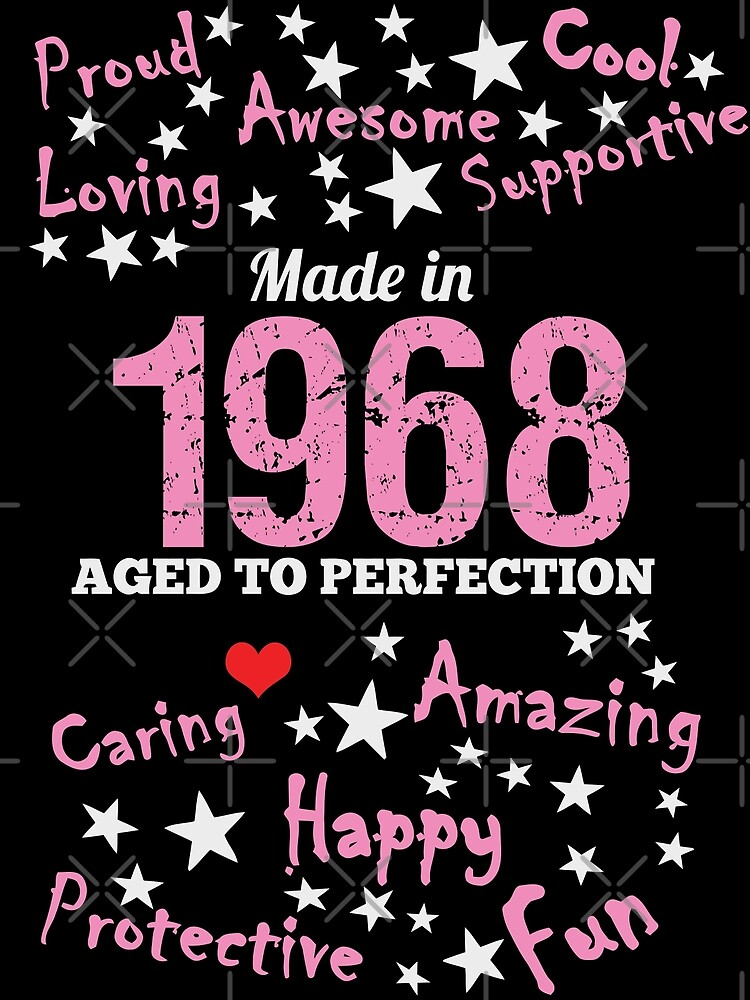 Made In 1968 - Aged To Perfection by wantneedlove
