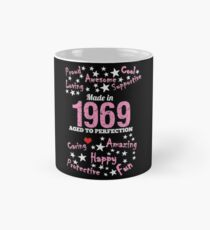 Made In 1969 - Aged To Perfection Mug