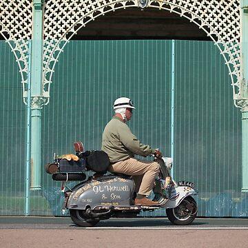 Lambretta ride by by modenough