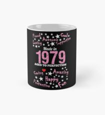 Made In 1979 - Aged To Perfection Mug