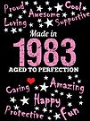 Made In 1983 - Aged To Perfection by wantneedlove