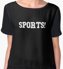 Sports! Philip Defranco  Chiffon Top