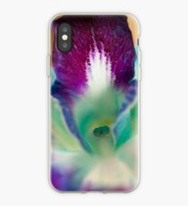Bright Orchid iPhone Case