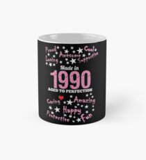 Made In 1990 - Aged To Perfection Mug