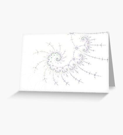 Mandelbrot V Greeting Card