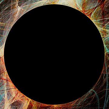 BLACK HOLE by dalgius