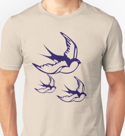 swallow T-shirt  T-Shirt
