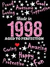 Made In 1998 - Aged To Perfection by wantneedlove