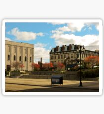 Downtown Sandusky Ohio Sticker