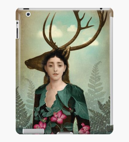 Forest Warrior iPad Case/Skin