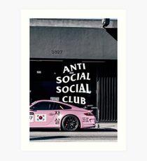 ASSC Art Print