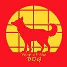 Year of the Dog by thekohakudragon