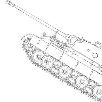 Panther tank by Skyrimjoe