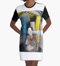 Markierungen T-Shirt Kleid