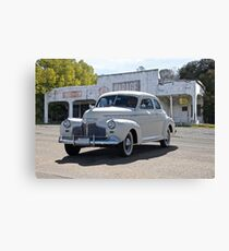 1941 Chevrolet Master Deluxe Coupe 2 Canvas Print