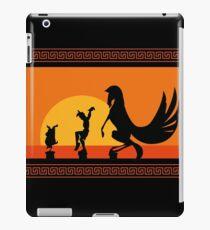 Vinilo o funda para iPad Puesta de sol de Hércules