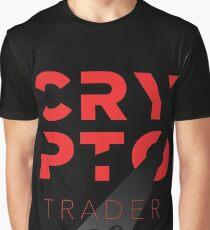 Crypto Trader Graphic T-Shirt