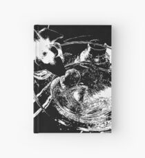 Orchid Martini B and W Sketching Tony DuPuis Hardcover Journal