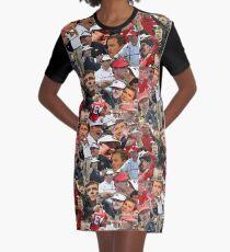 Kirby Graphic T-Shirt Dress